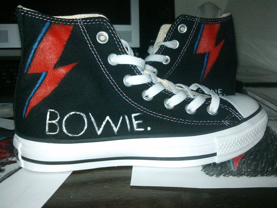 converse bowie