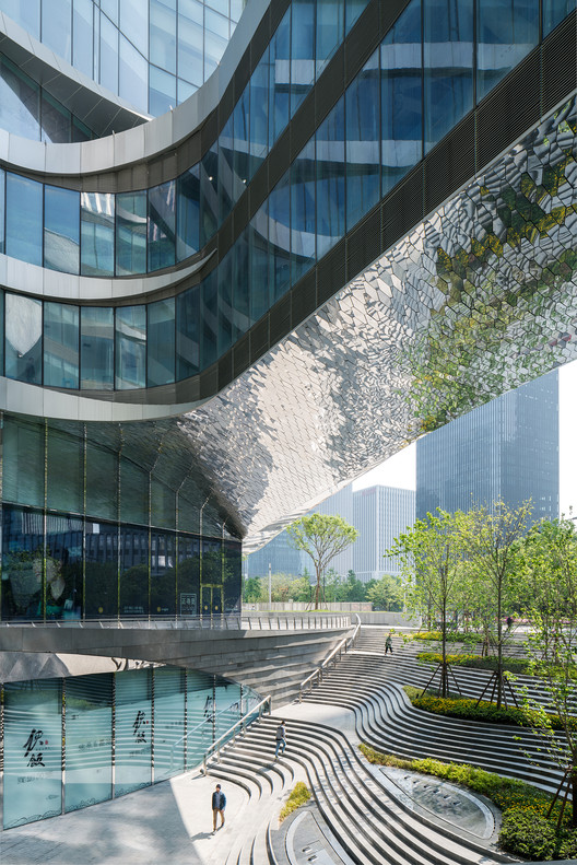 Gallery of Raffles City Hangzhou / UNStudio - 12