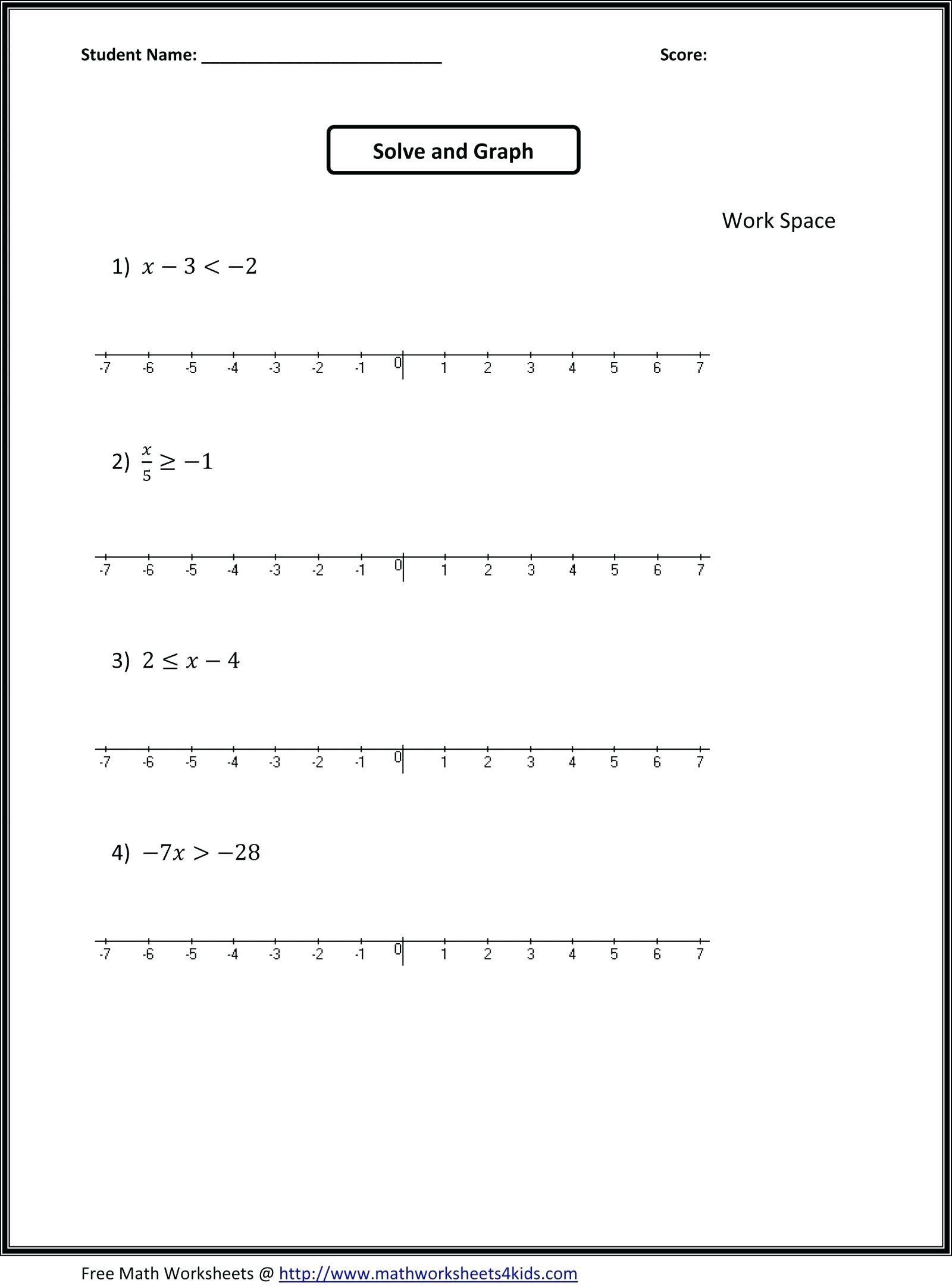 4 Sample Kindergarten Algebra Algebraic Properties