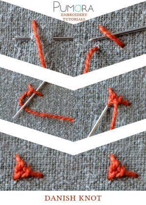 danish knot tutorial