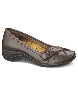fa083e10dbdbd Hush Puppies Women's Shoes, Sonnet Comfort Flats - Comfort - Shoes - Macy's
