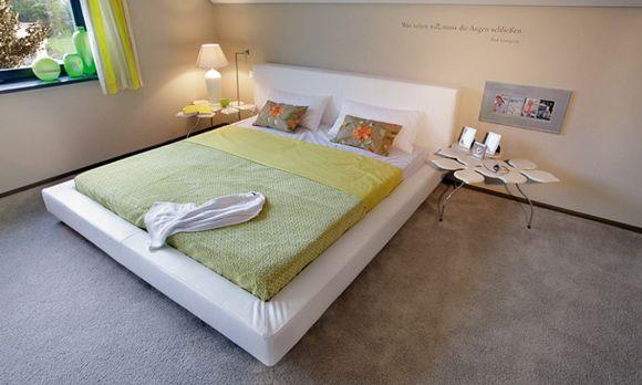 Wer träumen will, muss die Augen schließen – in unserem Sonneninselhaus in Hohenstein-Oberstetten.