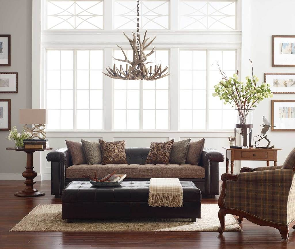 Stickley Chicago Sofa | Stickley Fine Leather & Upholstery ...