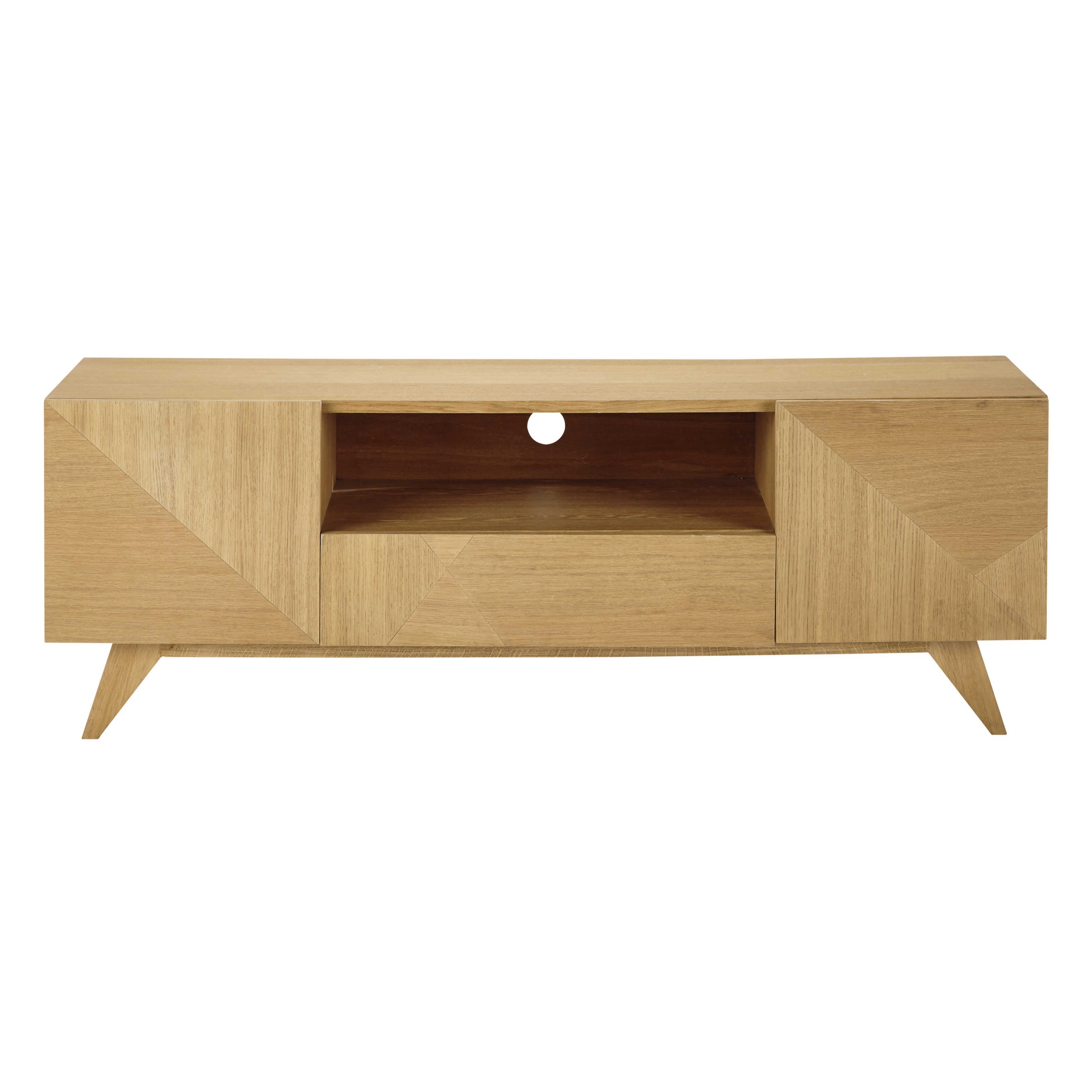 Meuble Tv Origami - Mueble De Tv Vintage 2 Puertas 1 Cajone Tv Unit Living Room [mjhdah]https://www.sharkdesign.fr/wp-content/uploads/2017/12/meuble-tv-d-angle-fly-12-meuble-but-895×1024.jpg