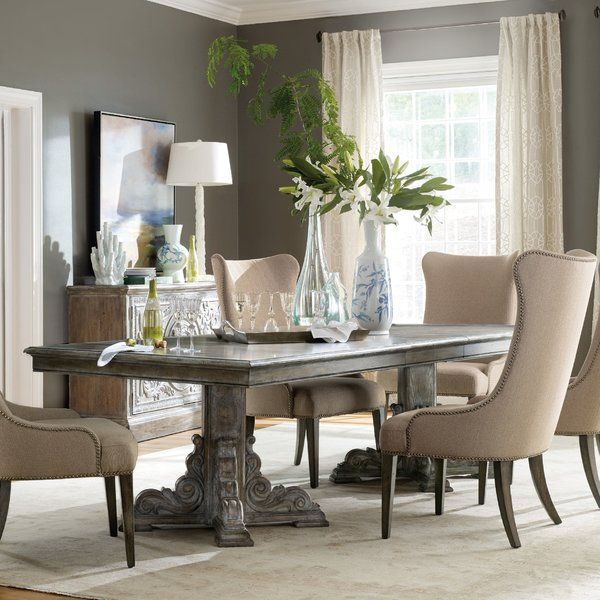 True Vintage Extendable Dining Table In 2019 Room