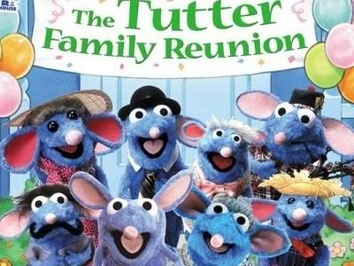Bear In The Big Blue House The Tutter Family Reunion I Remember