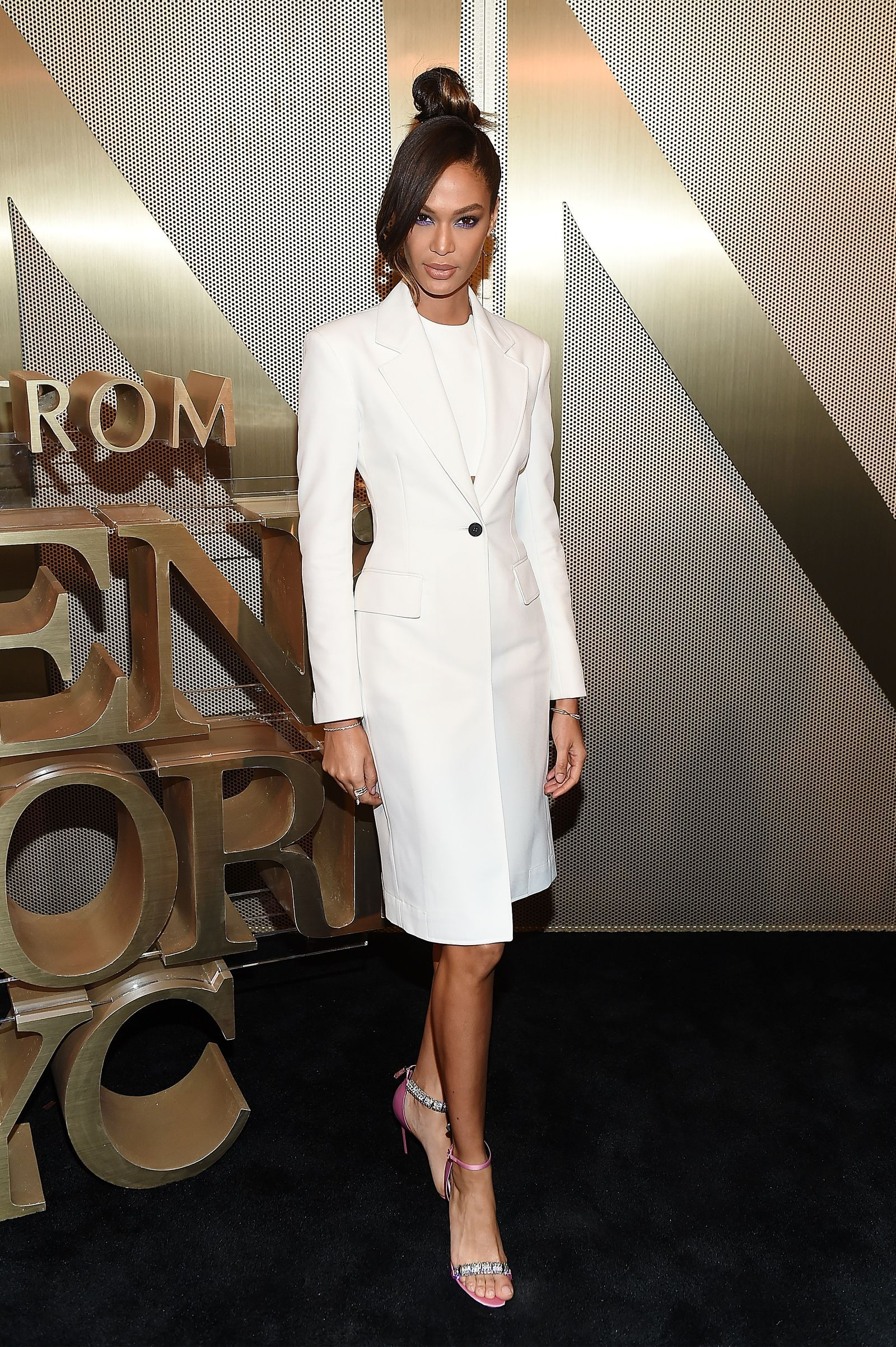 Celebrity fashion: Joan Smalls