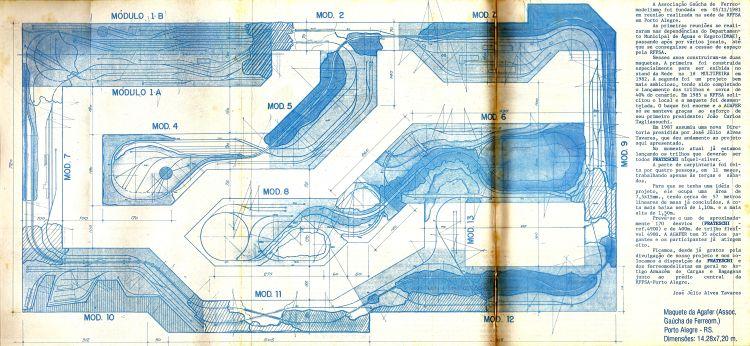 Layout e Traçados - Cartel Caipira