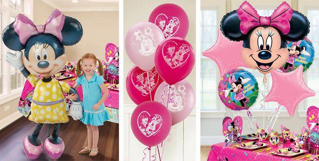 Pin On Mickey Minnie Birthday Celebration