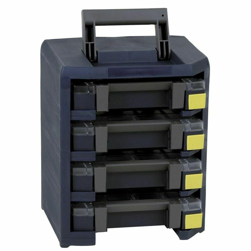 Casier De Rangement Boite A Outil Handyboxxser Avec Mallettes 4x4x4 Raaco 137942 Casier Rangement Boite A Outils Rangement