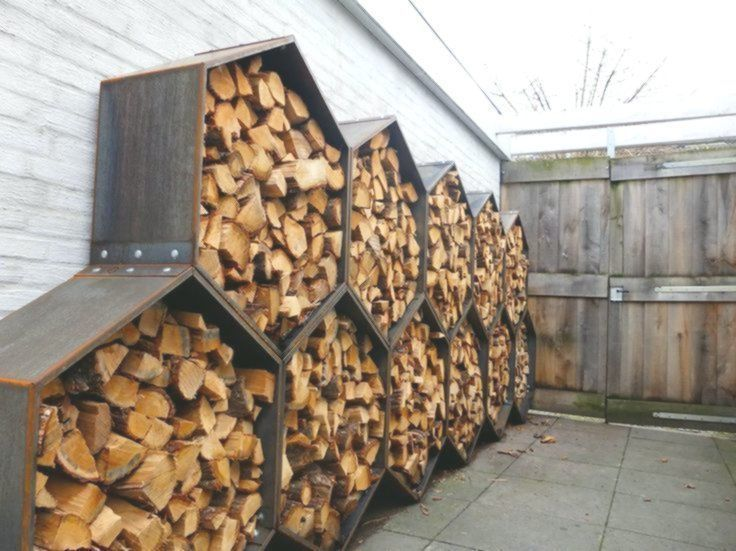 Outdoor Firewood, Outdoor Projects, DIY Outdoor, Outdoor Life, Popular Stec ... #projekteimfreien