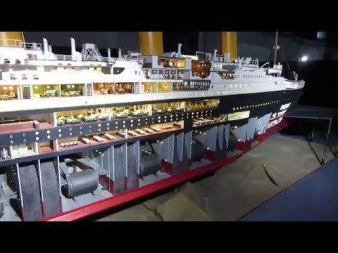 4ec85c20 THE OFFICIAL TITANIC II PROMO VIDEO - AWESOME - Blue Star Line ...