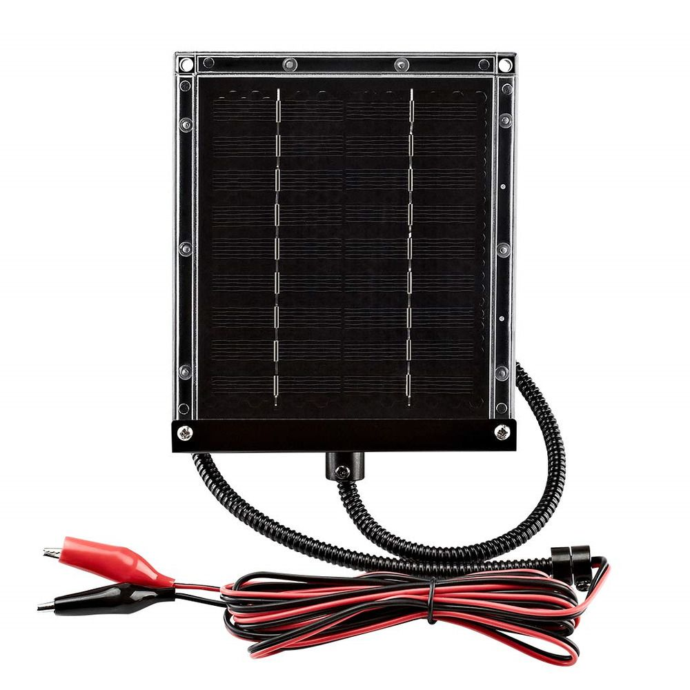 Ad Ebay Zeallife 6v 1w Solar Panel To Recharge Deer Feeder Battery Waterproof Outdoor 6v Solar Charger Solar Panel Charger Solar Panels
