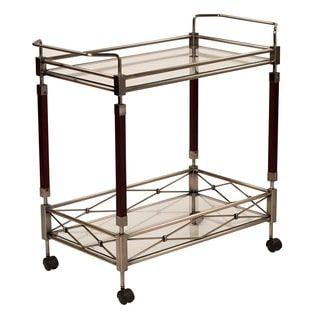 Melrose Serving Cart | Decor....Overstock | Pinterest | Serving cart ...