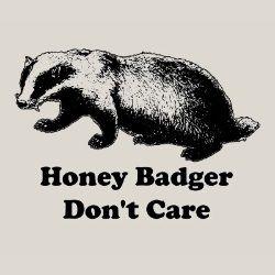 Honey Badger @Tea is