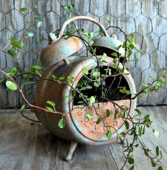 Gartendeko selber machen - 70 ausgefallene Beispiele für Ihre sommerliche DIY Dekoration
