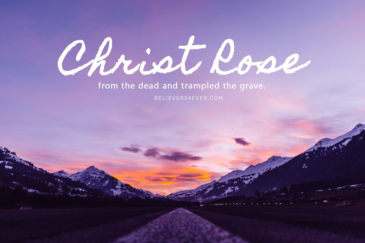Christ Rose From The Dead Christian Backgrounds Free Christian