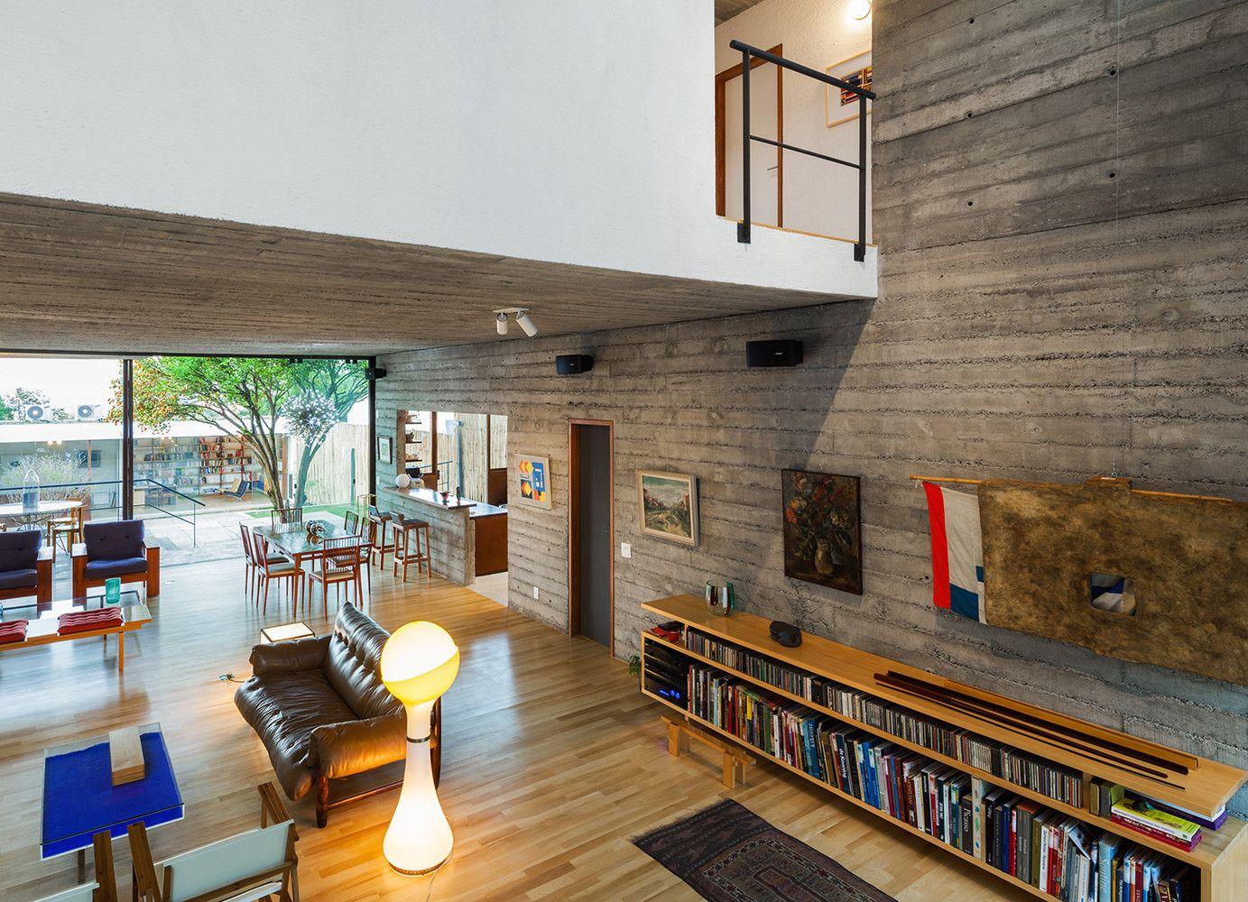 Pepiguari house nelson kon concrete houses concrete wall minimalist interior modern