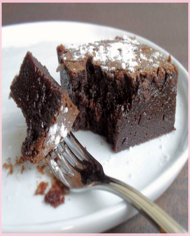 Gâteau au Chocolat de Suzy | Recette en 2020 | Gateau ...