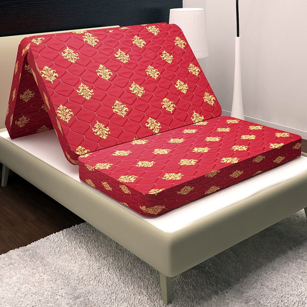 Buy Story at Home 4inch Single Size Foam Mattress At Rs