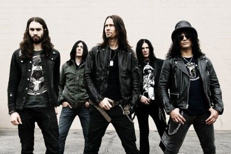 Slash ft. Myles Kennedy and The Conspirators.