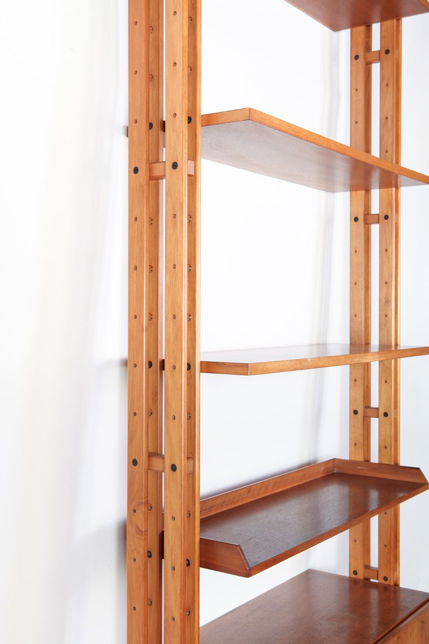 Libreria Utopia : Bookshelf by franco albini shelves furniture and furniture storage