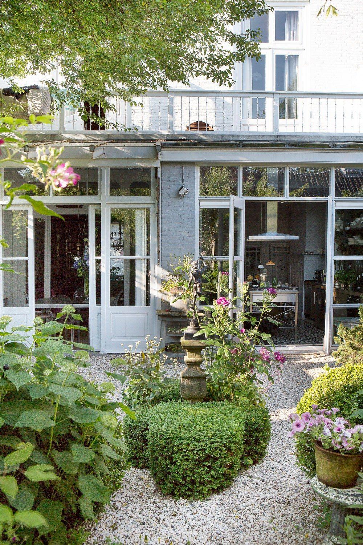 Home garden style  Style bohème aux PaysBas  PLANETE DECO a homes world  Garden