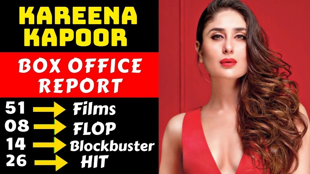 Kareena Kapoor Hit And Flop Movies List With Box Office Collection Analy Movie List Kareena Kapoor Movies Crime Movies