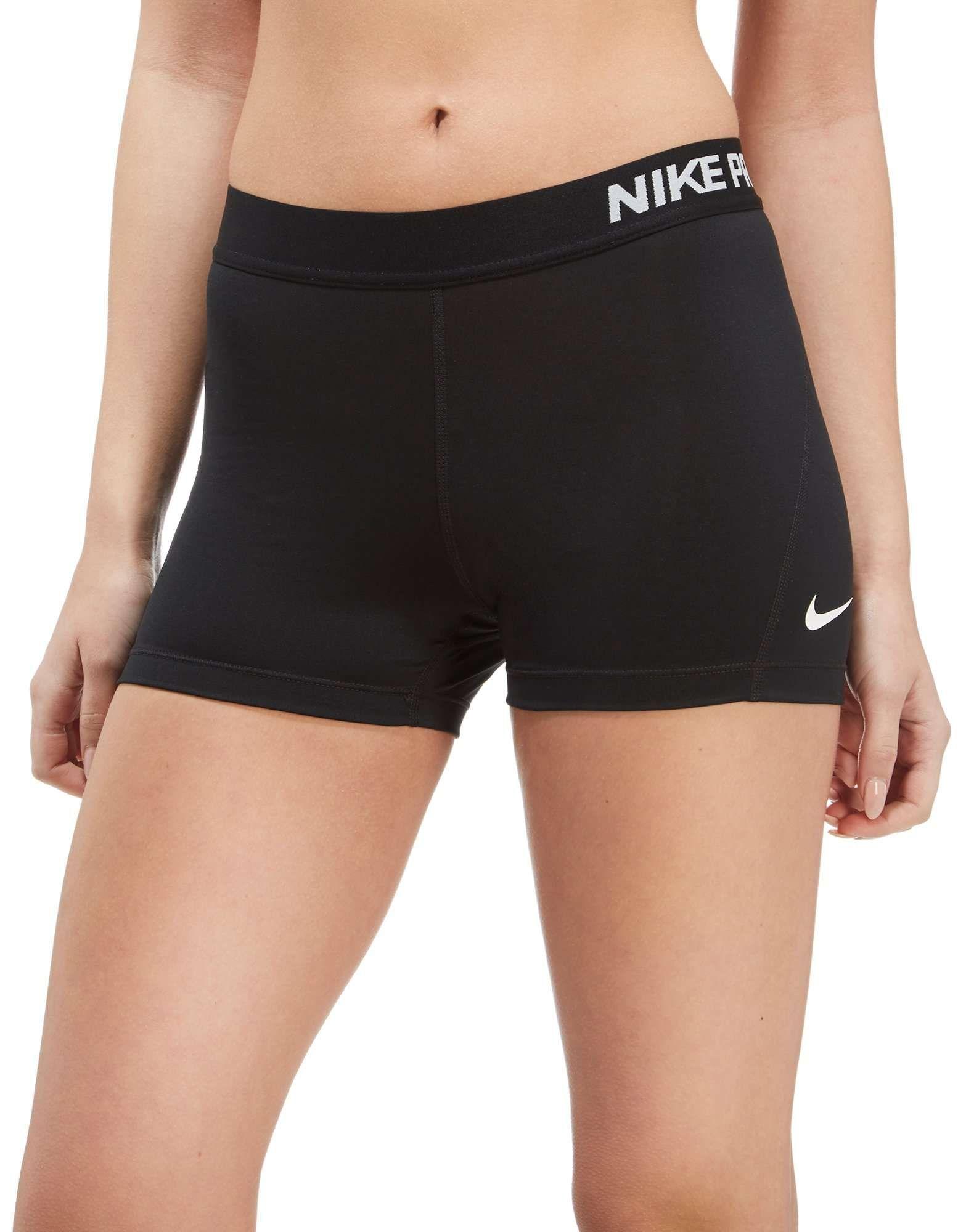 "Nike Pro 3"" Shorts JD Sports Gym shorts womens, Gym"