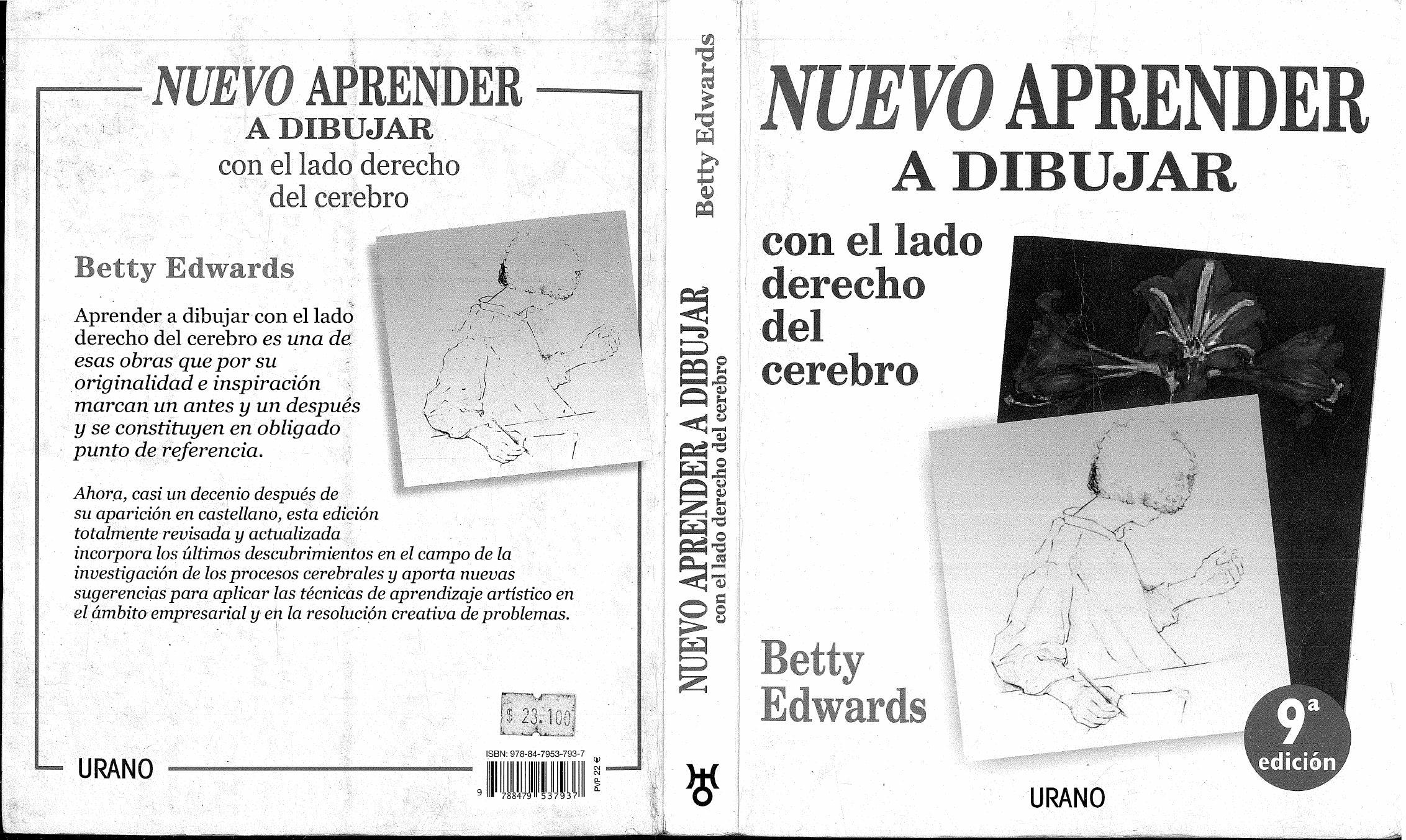 Aprender A Dibujar Con El Lado Derecho Del Cerebro Betty Edwards Pdf Document Lado Derecho Del Cerebro Aprender A Dibujar Aprender A