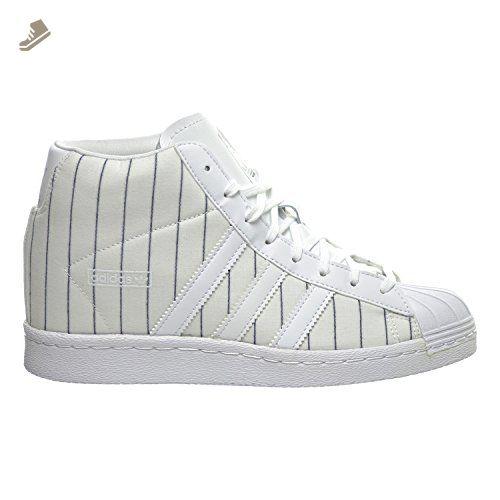 6c840ad9f3ea0 adidas Originals Women's Superstar Up W Fashion Sneaker, White/White ...
