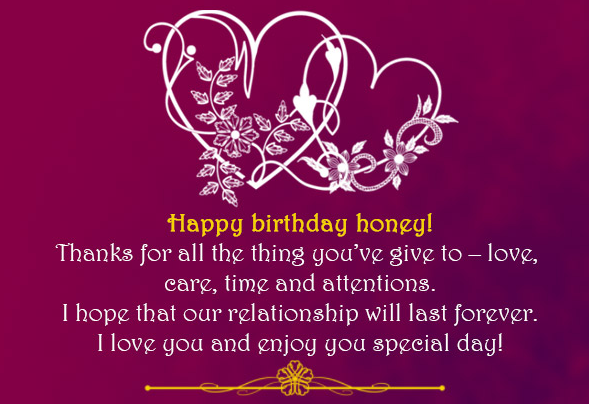 Pin by Quotes on Birthday Birthday wishes for wife