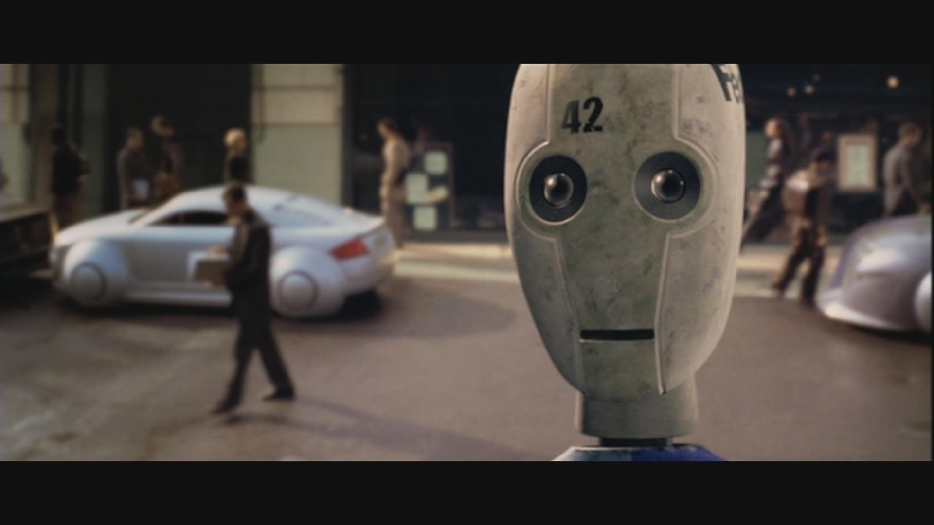 Yo Robot Will Smith Robos