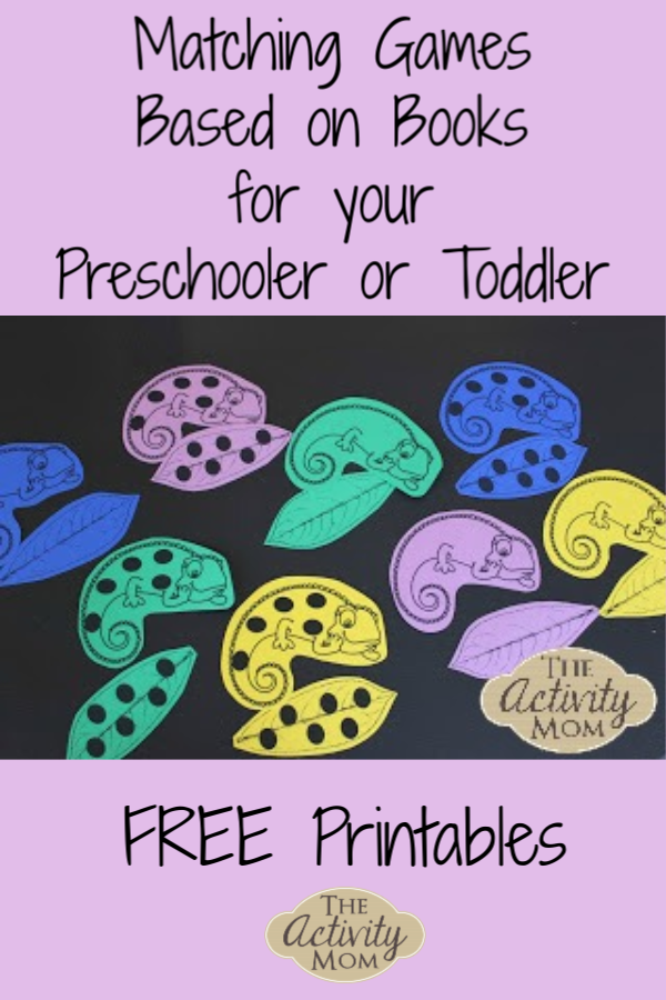 free printable matching games favorite kid pinners printable rh pinterest com