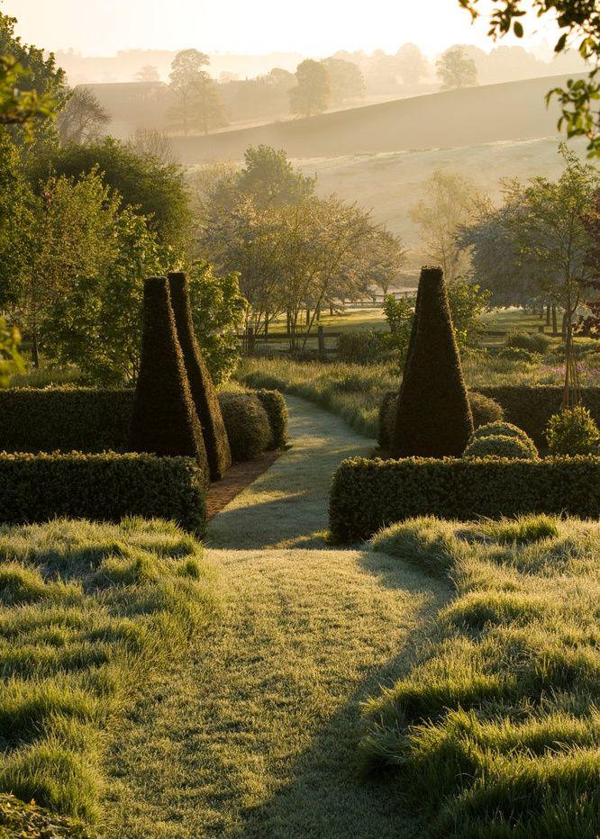 The Perfect Place 93 Oxfordshire Angleterre Beaux Jardins Paysagiste Design D Amenagement Paysager