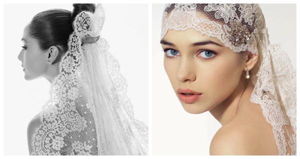 Tipos de véus de noivas – Dicas e Modelos