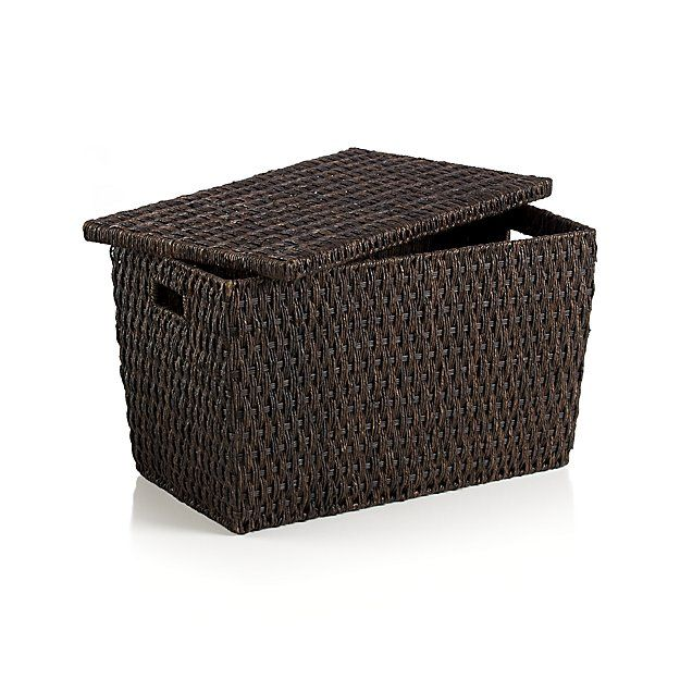 """Guapo Trunks   Crate and Barrel   18""""Wx30""""Dx18""""H"""