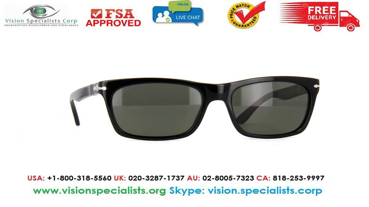 fa9fc9bbba4c2 Persol 3062S 9558 Polarised Sunglasses