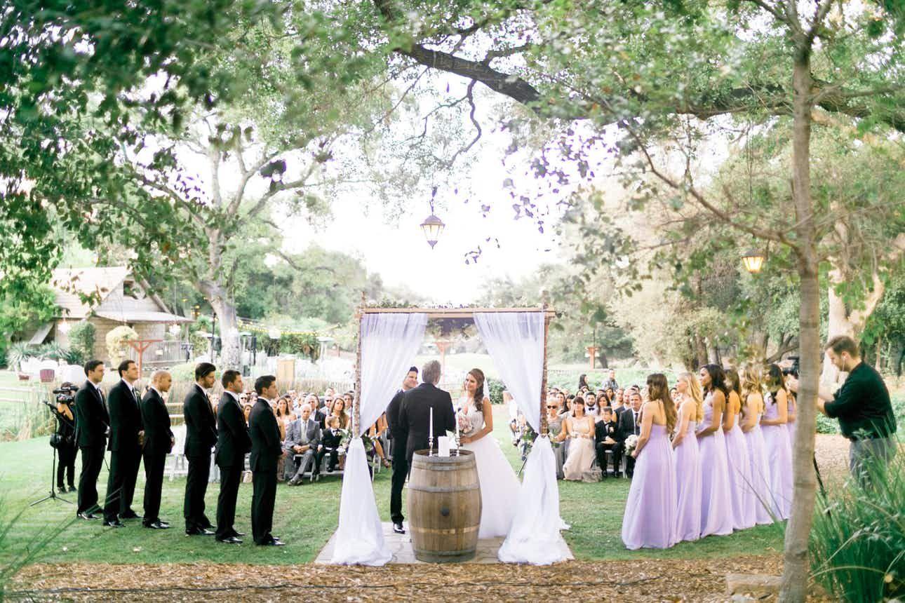 Temecula Creek Inn Rustic Wedding Venue 92592 Temecula
