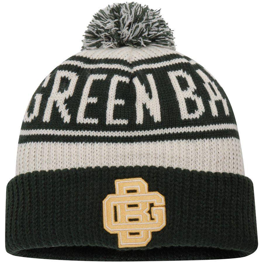 ccdcdd5daa4 Men s Green Bay Packers NFL Pro Line by Fanatics Branded Cream Green True  Classic Z
