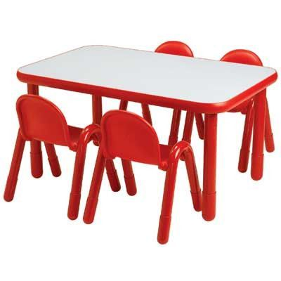Angeles Baseline 72 X 30 Rectangular Activity Table Angeles