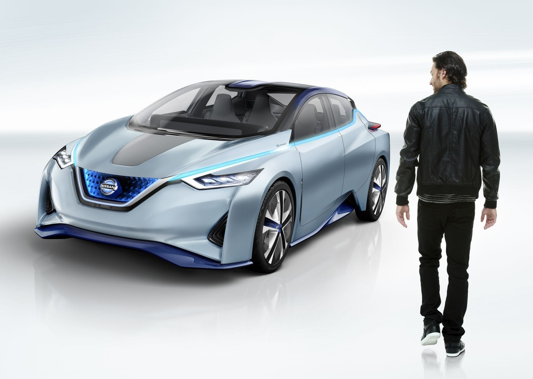 Explore Nissan Leaf 2020 60 Kwh Performance And Technology Features We Reviews The Nissan Leaf 2020 60 Kwh Redesign Where Consu Nissan Leaf Nissan Hybrid Car