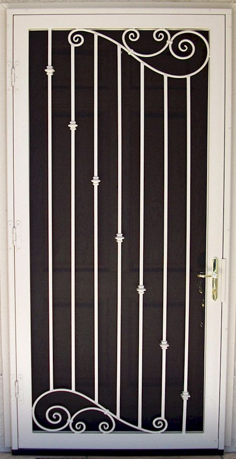 Custom Security Doors Phoenix Photo Gallery Aaa Sun Control