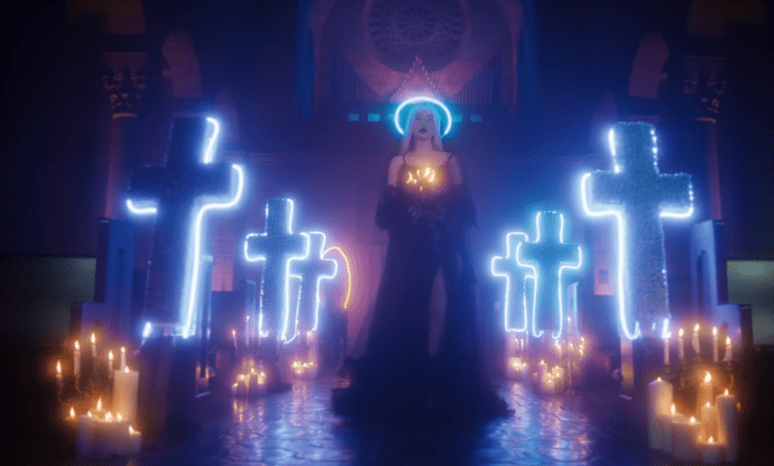 Meaning of occult symbols in Iggy Azalea Savior Video