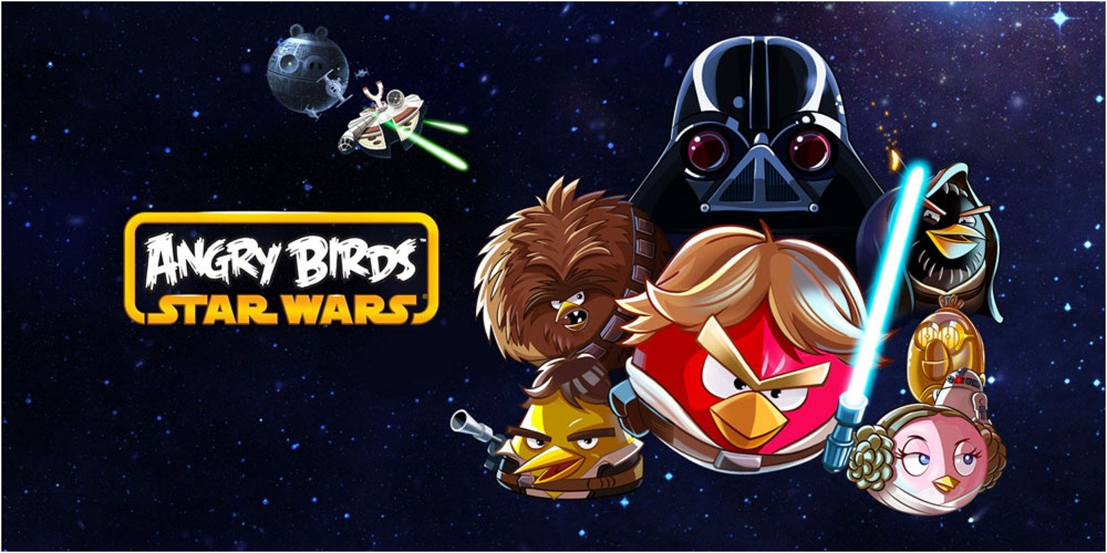 Angry Birds Star Wars Angrybirds Angry Birds Star Wars Birds