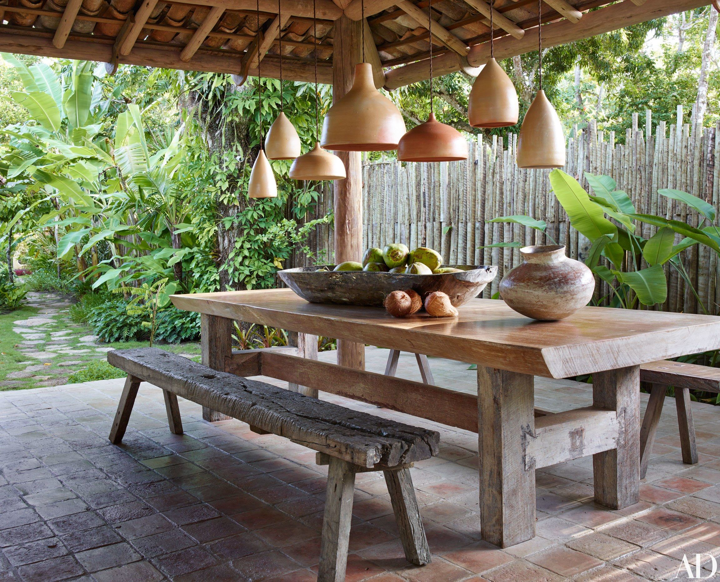 Go Inside Anderson Cooper s Trancoso Brazil Vacation Home