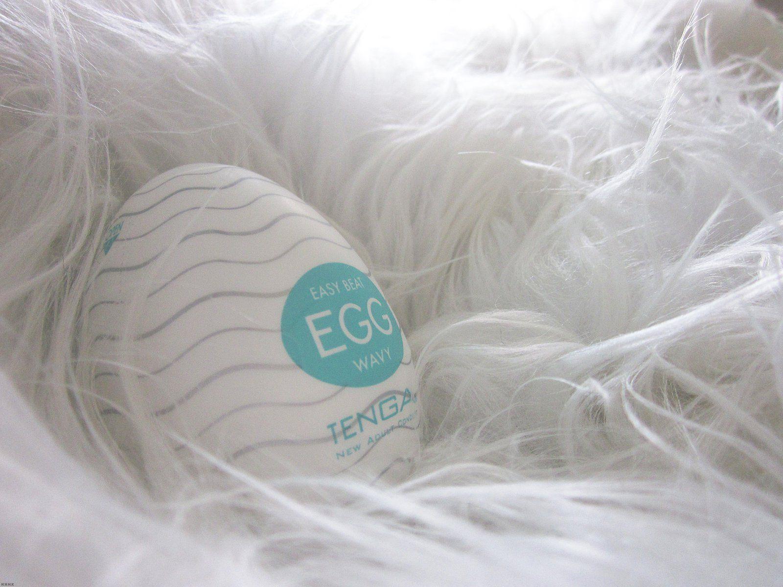 Celebrando La Pascua Tenga Egg Instrumentos De Placer Wavy