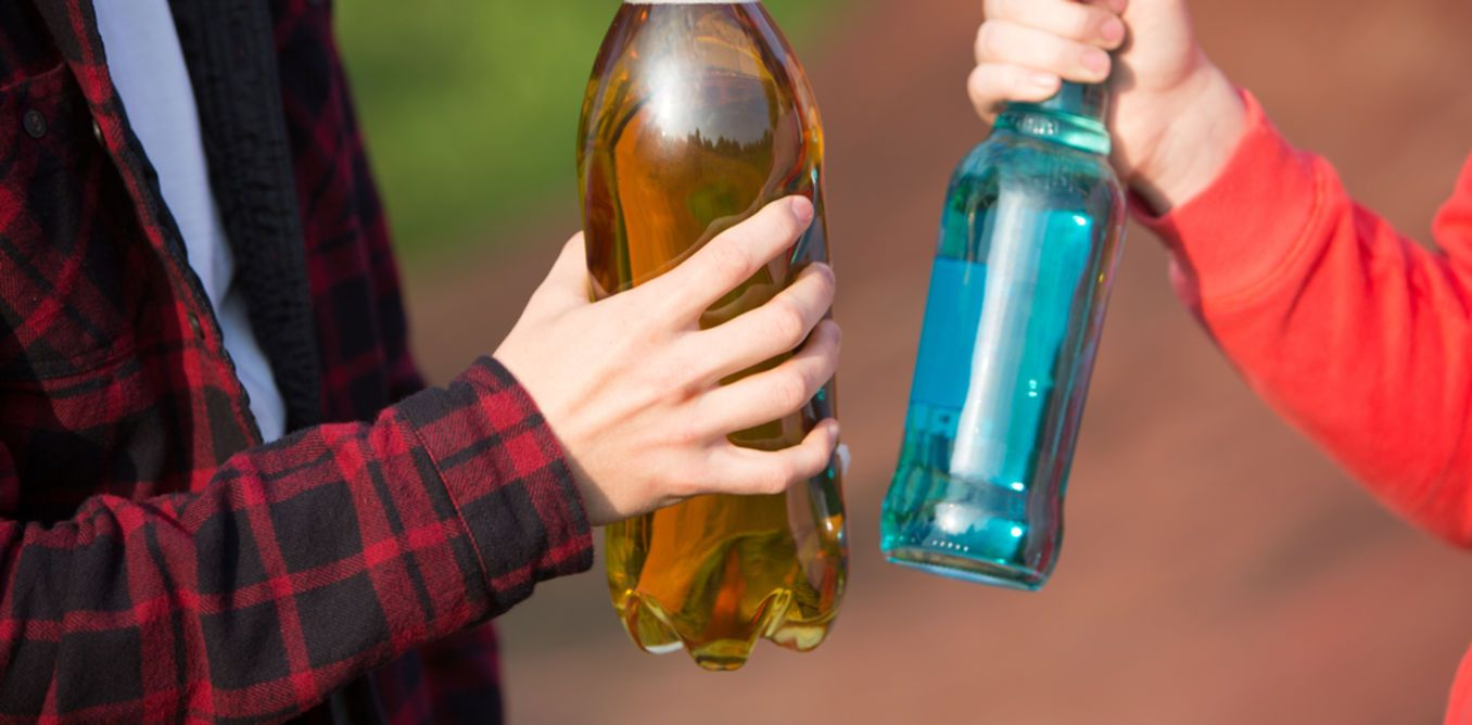 Some children drink alcohol. This study of 11-year-olds looked at how parents' drinking might influence behaviour.