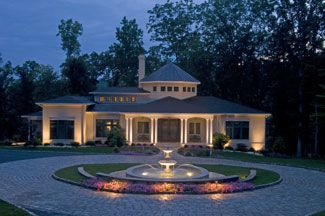 Beautiful driveway designs and creative ideas driveways for Circular driveway layout