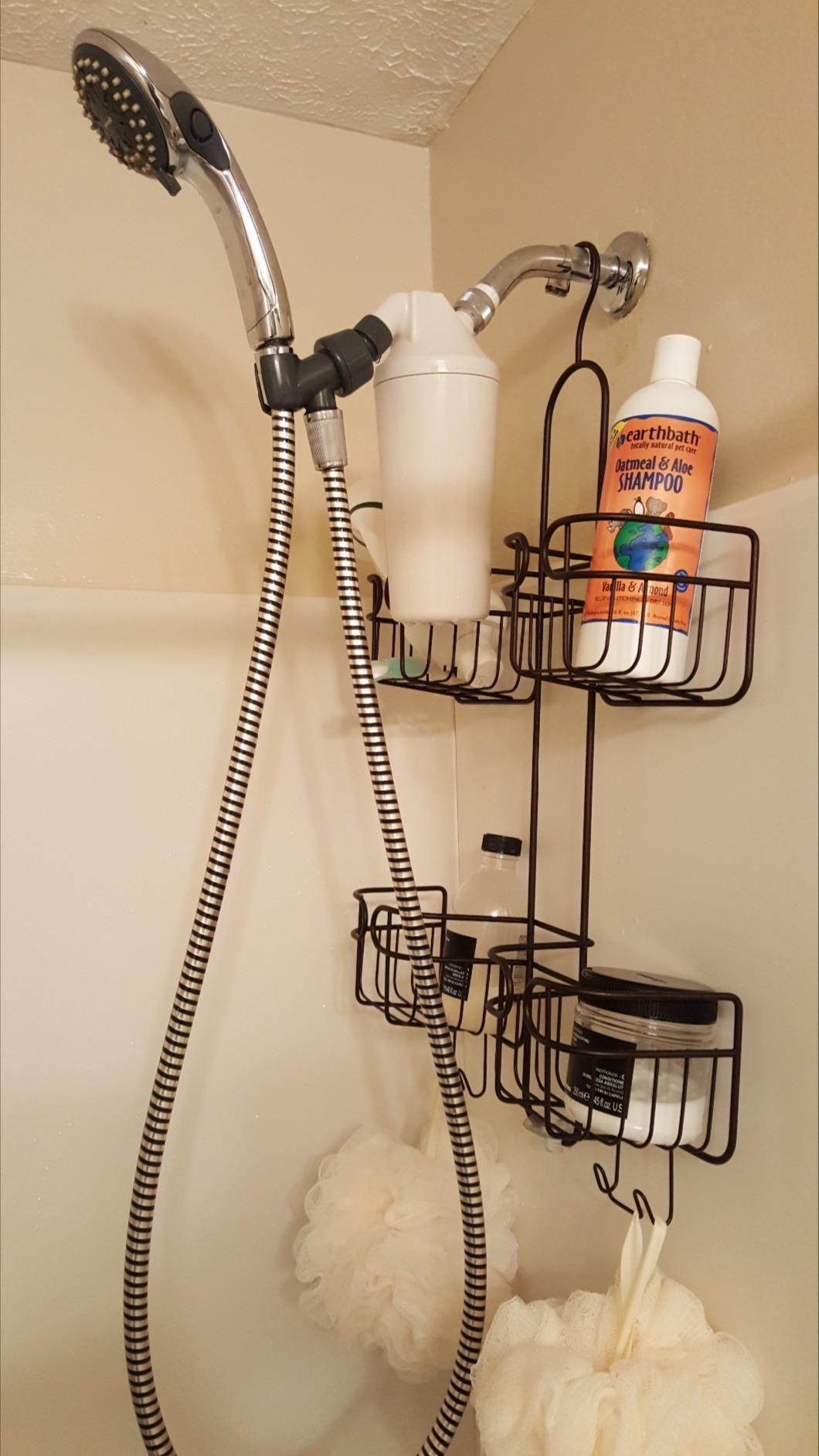 Great Aquasana AQ-4100NSH Premium Shower Filter without Shower Head ...